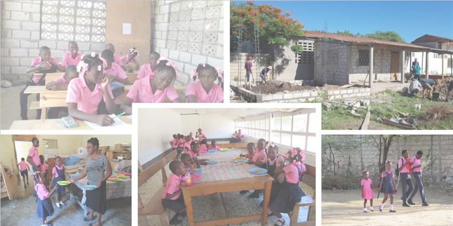 Soutien à la scolarisation des enfants en Haïti - Ecoute et Solidarité Protestantes (ESP)