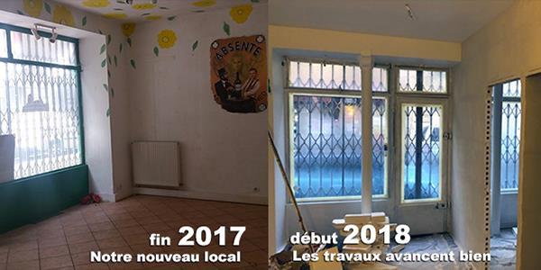 NOUVEAU DÉPART pour Elle's Imaginen't - Elle's Imagine'nt