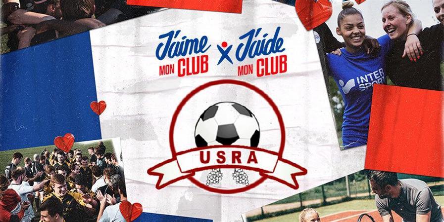 Jouons collectif, notre club a besoin de vous #JaimeMonClub - Union Sportive Renaisonaise Apchonnaise