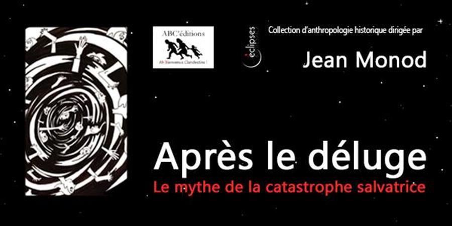 40 jours pour Le Déluge ! - ABC' éditions Ah Bienvenus Clandestin