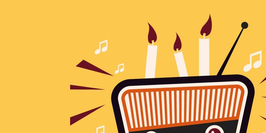 20 ans de plaisir auditif - Radio Campus Besançon