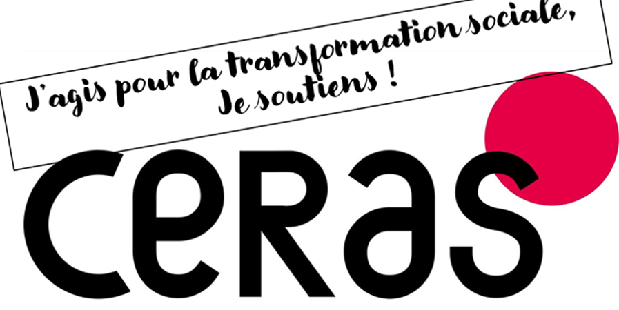 Soutenez les activités du Ceras !  - Ceras