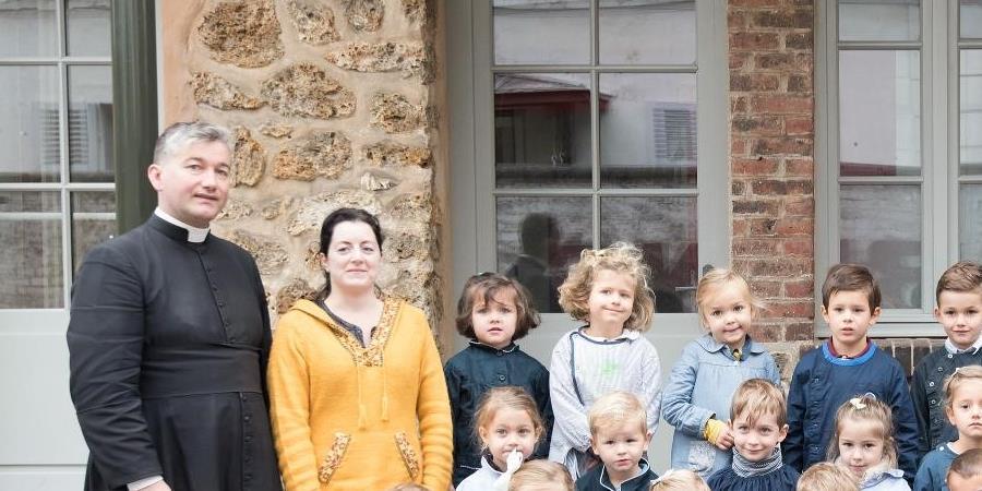 Sainte Bernadette court pour Saint Jo! - Association Éducative des Lys