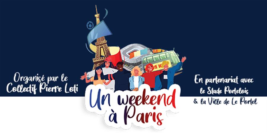 Un week-end à Paris pour les jeunes des quartiers - Stade Portelois