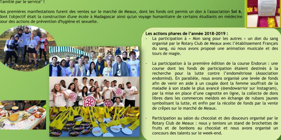 Projet éco-mégot à Meaux ! - Club Rotaract de Meaux