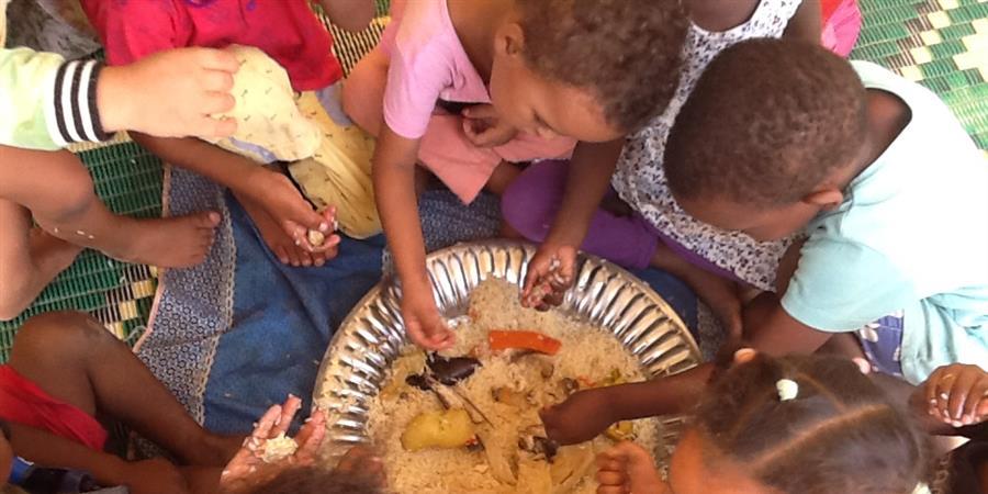 Le jardin d'enfants d'ATAR - UNE OASIS,UNE ÉCOLE