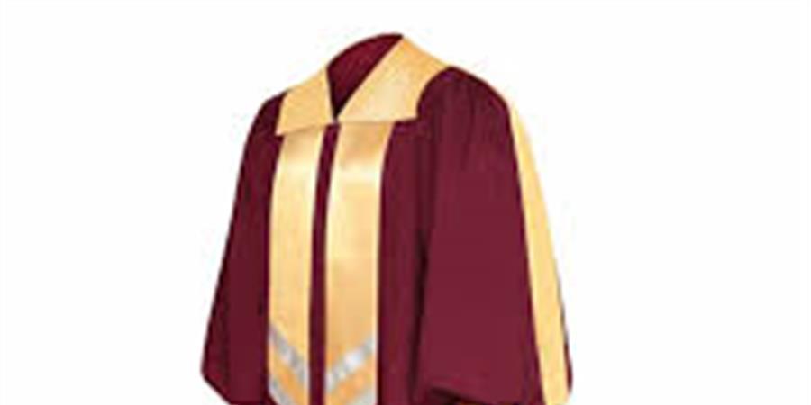 Faites un don pour les robes de choeur du groupe de louanges Hosannah  - Eglise Protestante Béthel