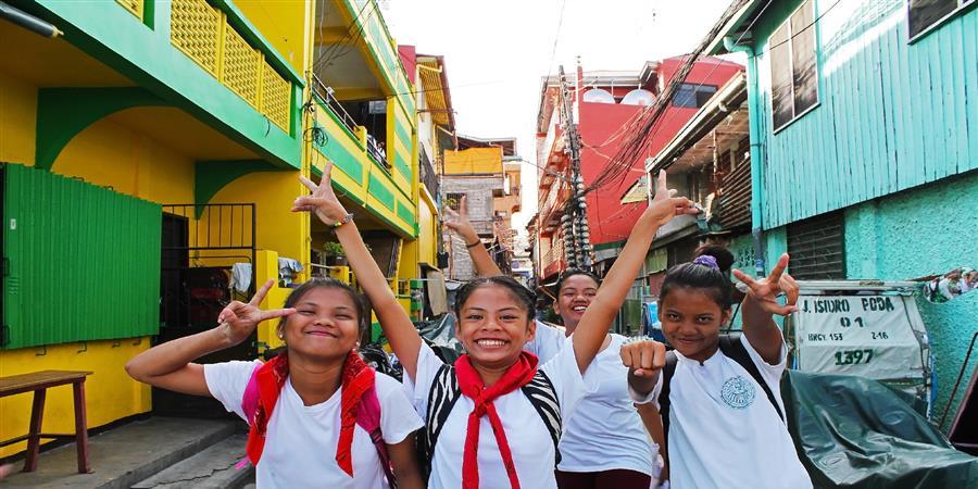 Programme de parrainage AWFC - Un Chemin Pour les Enfants