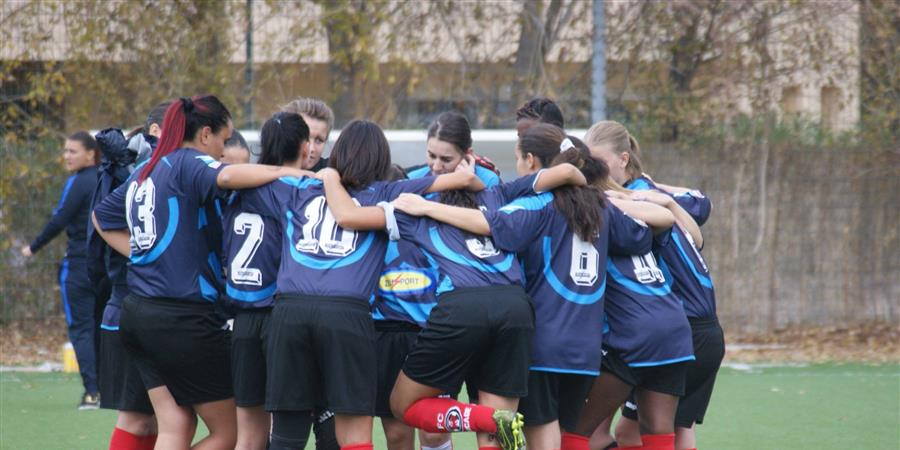 Financement d'un club de football féminin  - Athlétique Club Feminin 13