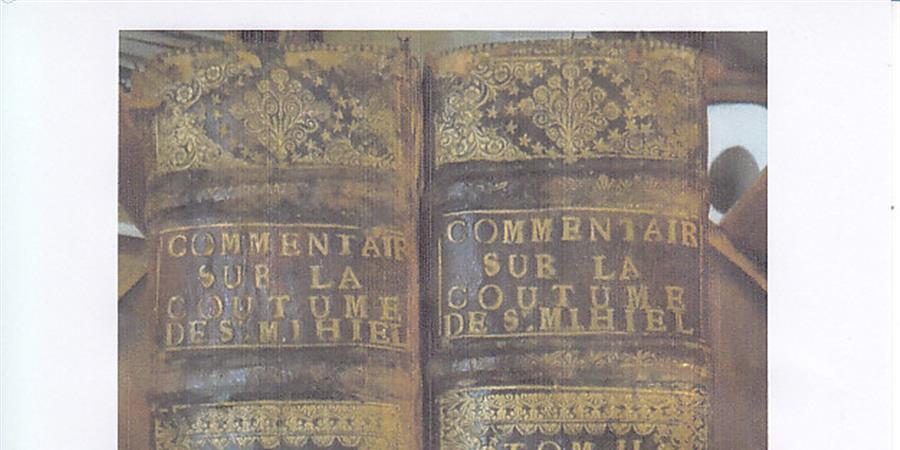 Soutenir le Pôle des Arts du Livre de Saint MIhiel (P.A.L.M.) - AFCEL Association Française pour la Connaissance de l'Ex-Libris
