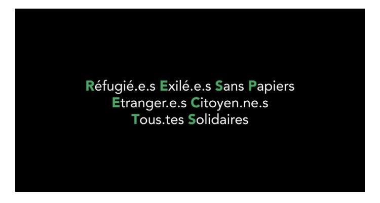 RESPECTS - Paris d'Exil