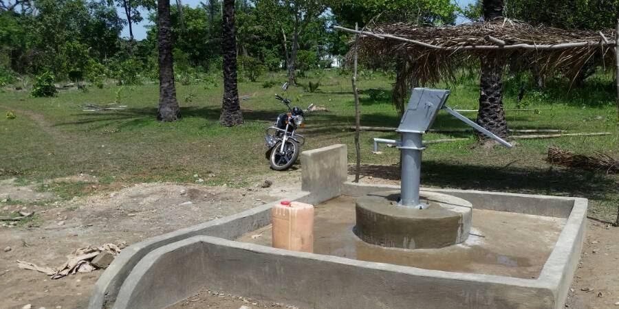 """""""De l'eau pour le Togo"""" - AMANE"""