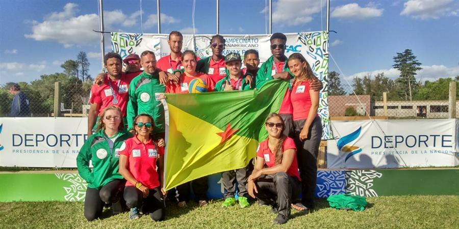 La Guyane veut être présente au Championnat Sud-Américain 2018 de kayak-polo ! - Comité Régional de Canoë, Kayak et Pirogue de Guyane