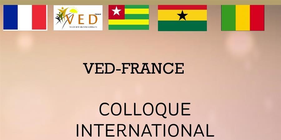 Colloque International  - Voie Éclairée Des Enfants Démunis  ( VED )