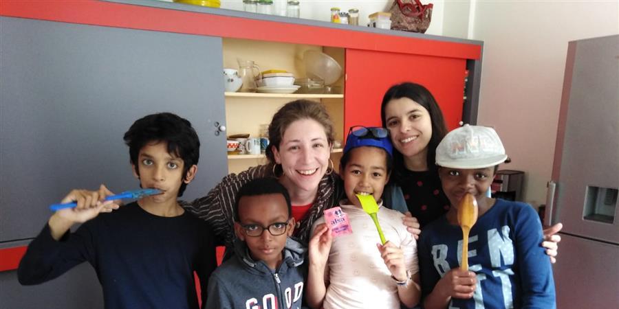 Aider un enfant à partir en vacances - Oeuvres et missions salésiennes de Don Bosco
