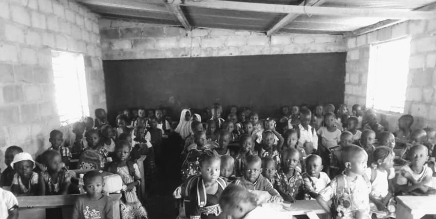 Cantine scolaire et solidaire au Burkina Faso - Racinhelp