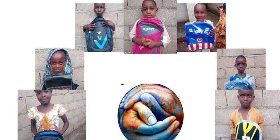 Visite et soutien d'Orphelins en Algérie et Turquie - Gulbana France