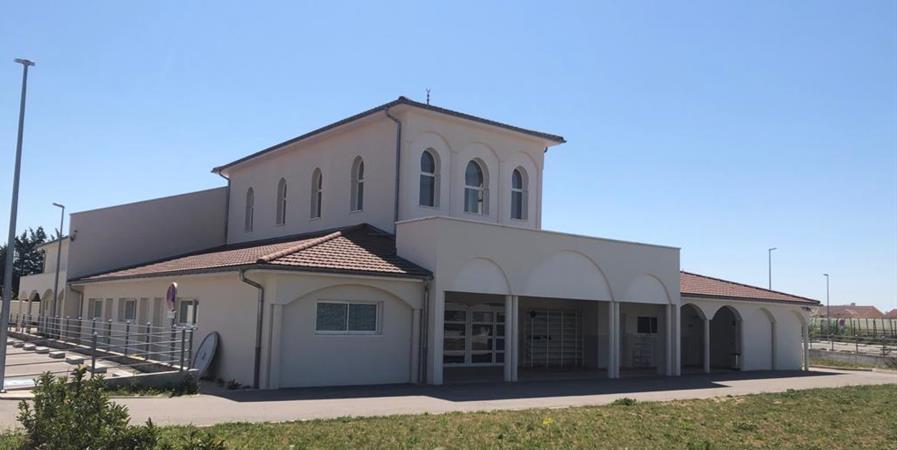 Dons pour la Mosquée Essalam - Union Cultuelle des Musulmans d'Ambérieu (UCMA)