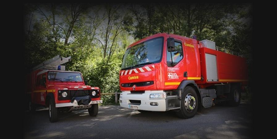 Calendrier 2021 du Centre d'Incendie et de Secours de Doussard - Amicale des Sapeurs-Pomiers de Doussard
