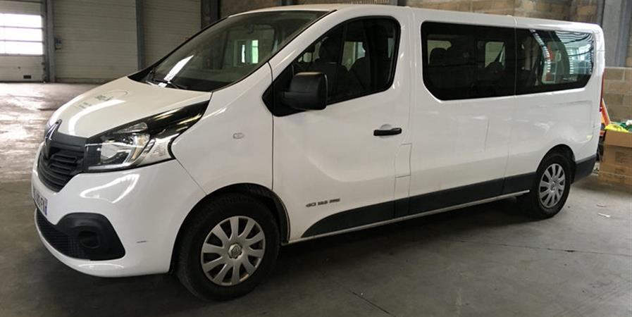 Un véhicule pour l'association Hummah Islamiya - HUMMAH ISLAMIYA