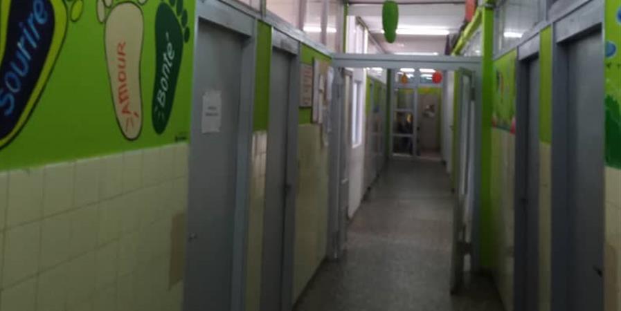 Appel à l'aide : enfants du service d'oncologie-pédiatrie du CHU d'Abidjan - Fondation Raoul Follereau