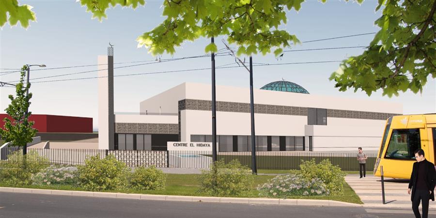 Ensemble, Terminons Les Travaux de Notre Mosquée - Association Islamique Cultuelle et Culturelle de Reims et sa Région