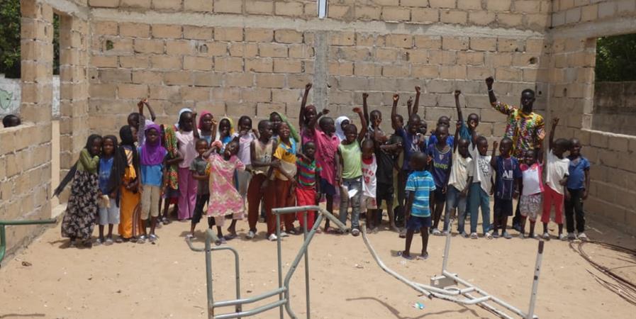 Construction d'une salle de classe à l'école primaire de Noflaye (Sénégal) - SENEGAL INDEPENDANT ET SOLIDAIRE