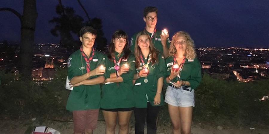 Les InComparables en Tanzanie : projet solidaire au sein d'un orphelinat. - Scouts et Guides de France - Compagnons Groupe Abbé Pierre - Irigny (69)