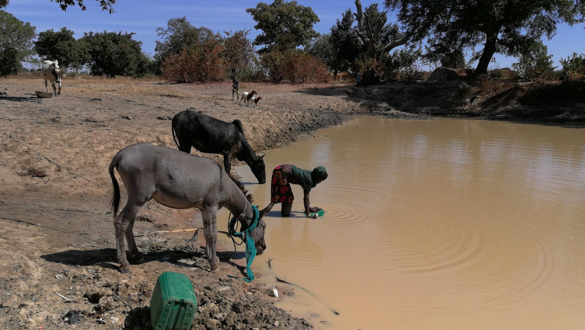 Amélioration de l'accès à l'eau potable à Boala, Burkina Faso - Peuples Solidaires Bagnols