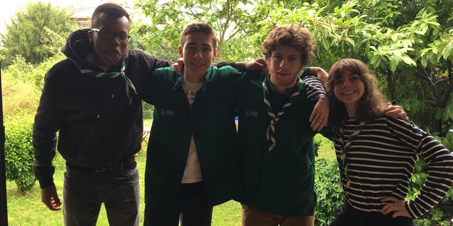 Les compagnons de Nanterre partent au Maroc pour un projet humanitaire! - Scouts et guide de France de Nanterre