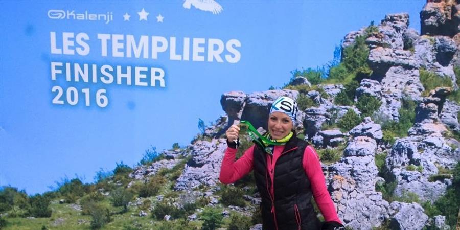 Grand trail des templiers  - Respire ensemble contre la Mucoviscidose