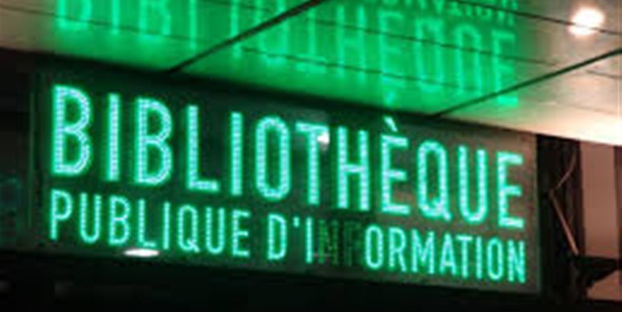 Caisse de solidarité des personnels de la Bpi (Centre Pompidou) en lutte ! - Collectif 352.55