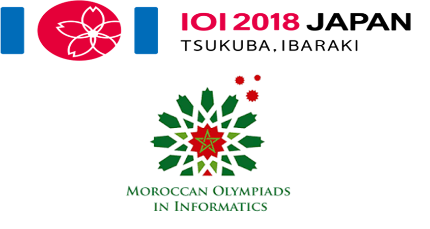 Collecte - Action Educative - International Olympiad in Informatics 2018 (Japan) - AIMAF