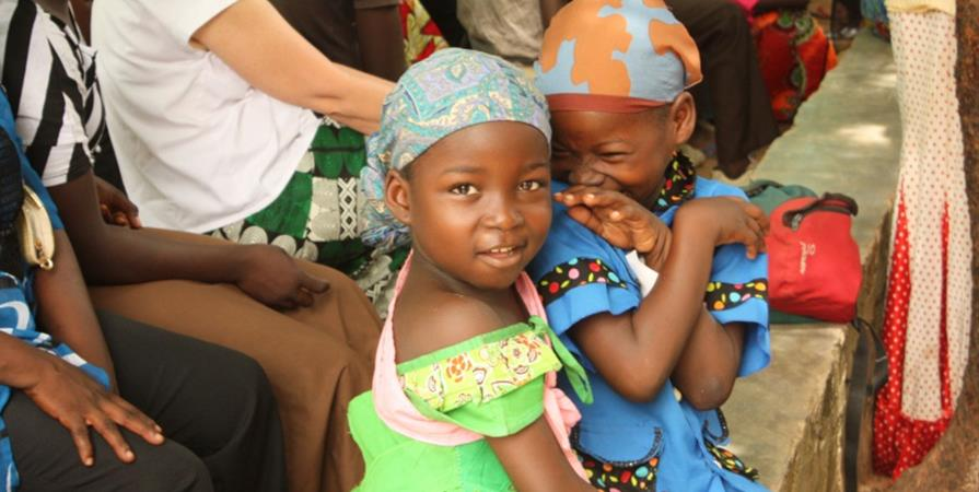 Jeanne, ergothérapeute et rééducatrice au Tchad - Délégation Catholique pour la Coopération