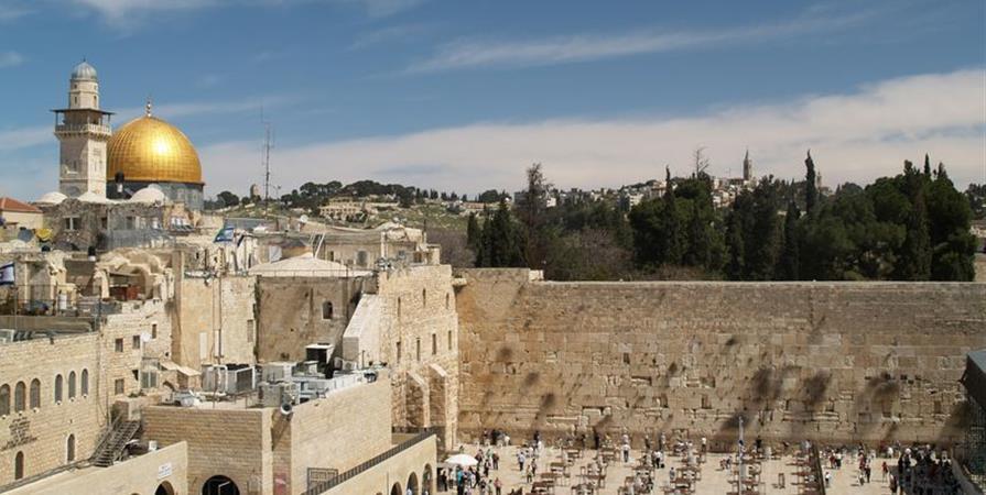 Bernadette, éducatrice spécialisée à Jérusalem - Délégation Catholique pour la Coopération