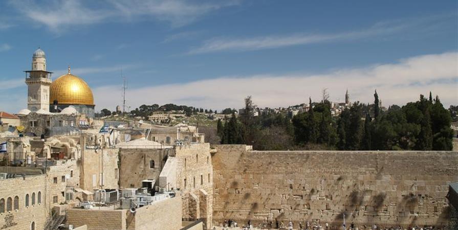 Claire, chargée d'études documentaires en Israël - Délégation Catholique pour la Coopération
