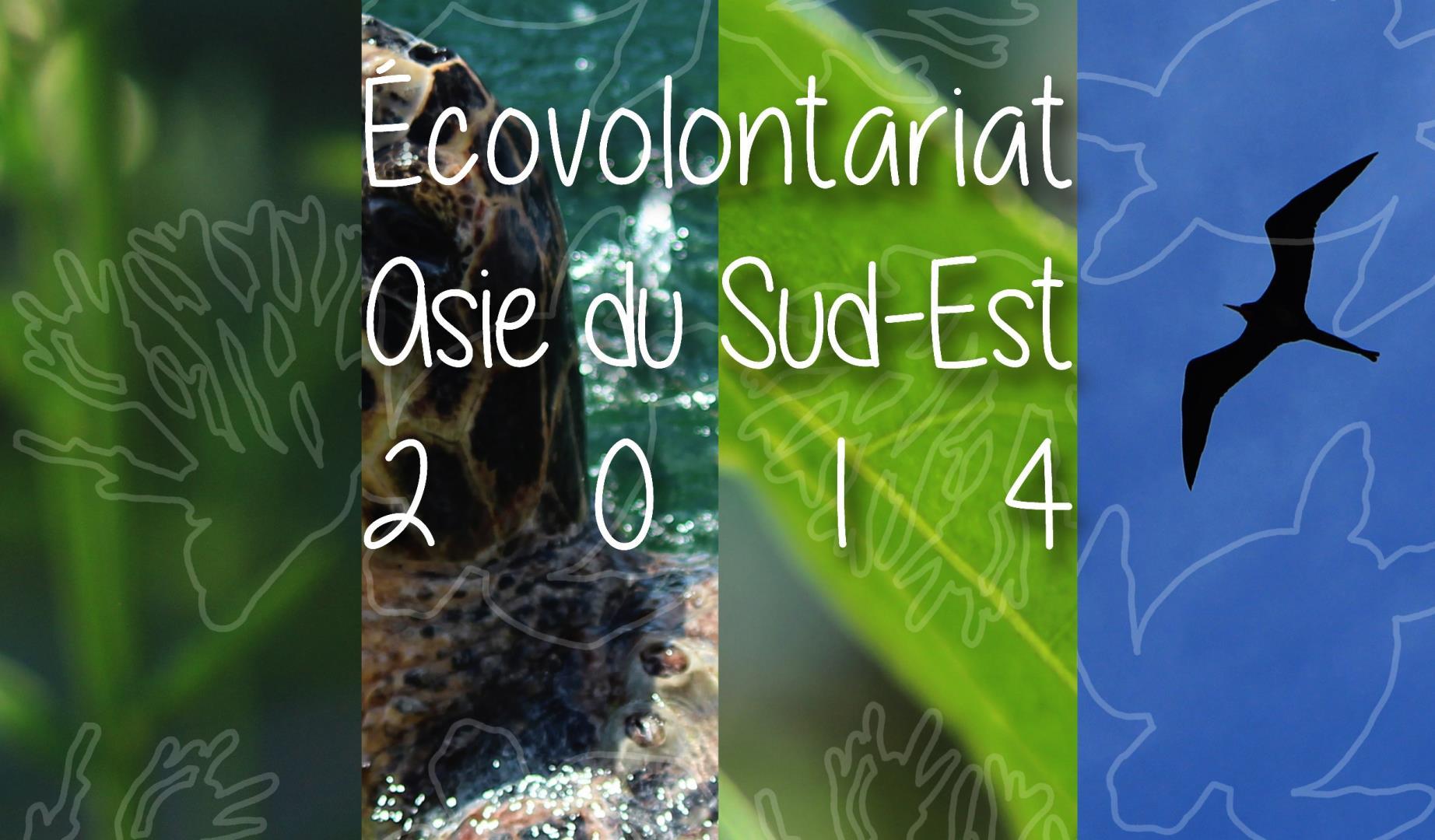 Écovolontariat - Asie du Sud-Est 2014 - JOMA