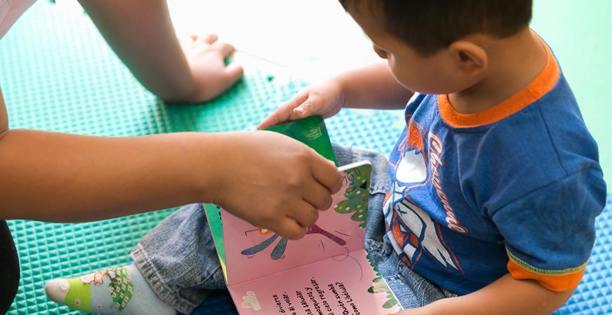 Lire et grandir ! Équipons une bibliothèque pour des enfants de Oaxaca, Mexique  - Fondation Mexxa