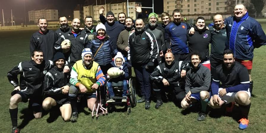 L'association JDOCHACHA pour Juliette - JDO - Rugby club Enseignants