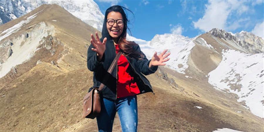 Une formation pour Kanchhi Tamang - Les amis de Sherpagaun
