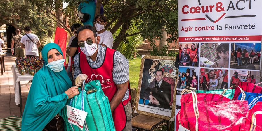 """Ramadan du Coeur - Maroc 2021"" - Coeur & ACT"