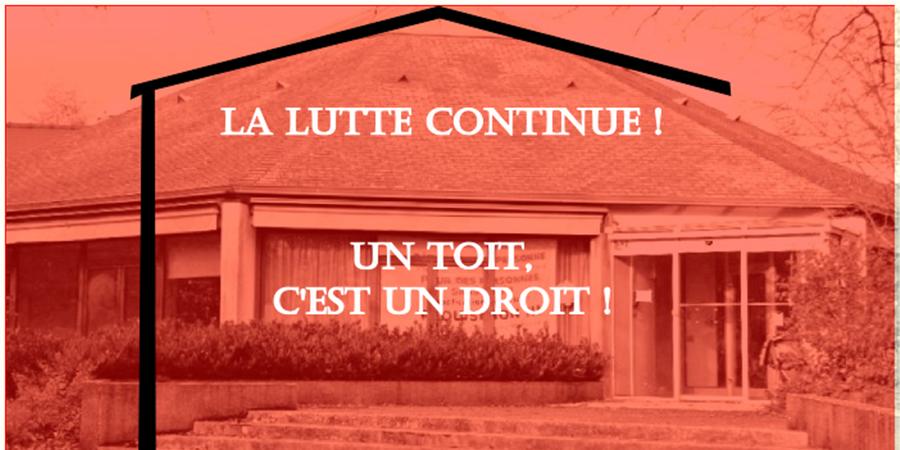 Campagne de dons - 2019 - Un toit c'est un droit