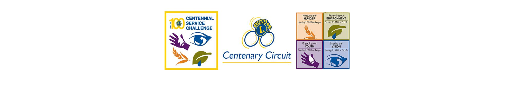 Lions Centenary Circuit - Donations -