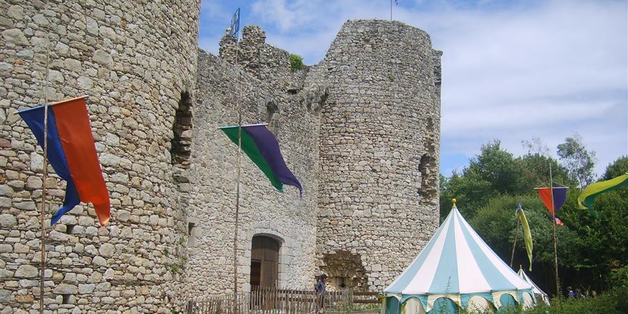 Aidez-nous à sauver et à animer les ruines du château de Lastours en Limousin ! - ASPEL - Les Amis de Lastours