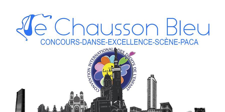 """Concours de danse """"Le Chausson bleu""""  - LES ARTS ET L'ENFANT"""