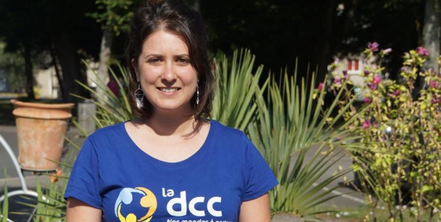 Caroline, assistante de direction en Côte-d'Ivoire - Délégation Catholique pour la Coopération