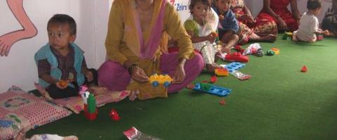 Les maternelles de l'espoir - Planète Enfants & Développement