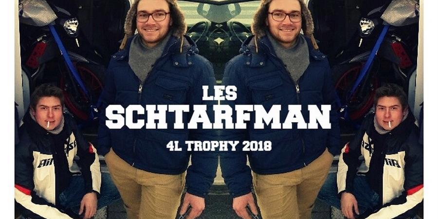 4L Trophy 2018 - Les Schtarfman