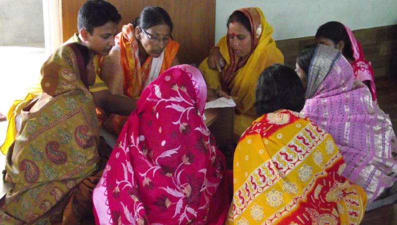 Centre d'apprentissage pour femmes - Joy du bengale