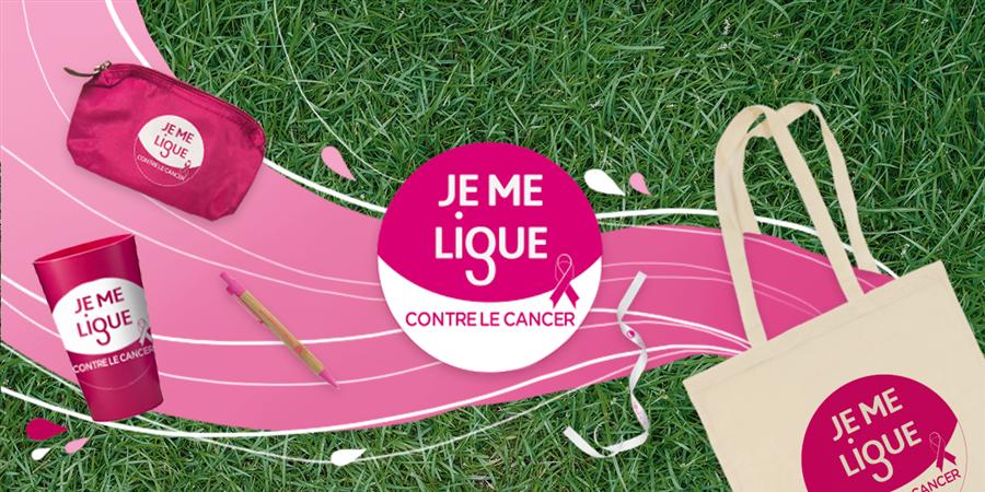 Faites un don et recevez nos goodies Octobre rose solidaires et engagés ! - La Ligue contre le cancer
